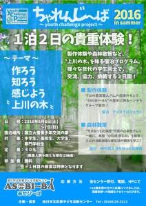 ちゃれんじーば2016